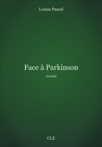 Cover of book Faced with Parkinson